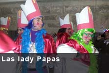 Las lady papas
