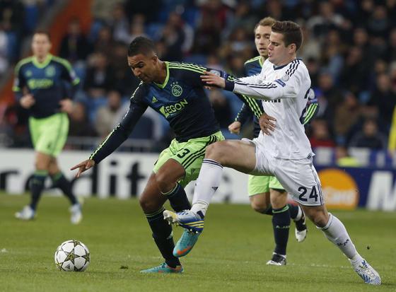 Real Madrid - Ajax, partido de vuelta. (Foto uefa.com)