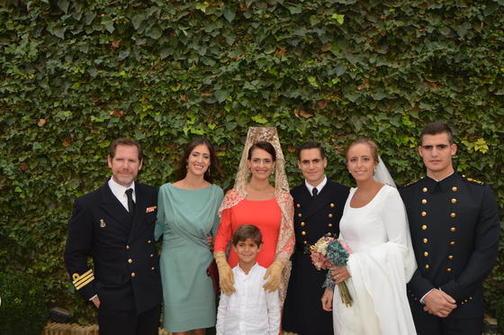 El nuevo matrimonio gonz 225 lez aller carlier con daniel y rosa
