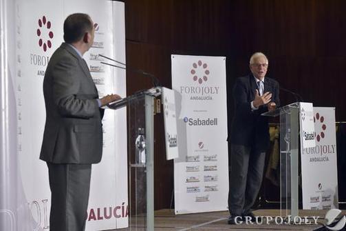 Borrell defiende que todos los espa oles voten el encaje for Oficina sabadell sevilla